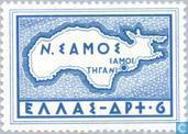 Postzegels - Griekenland - Pythagoras congres