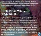 Livres - Star Wars - De Kloonoorlogen