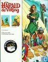 Comics - Harald de Viking - Het neveleiland