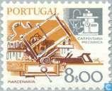 Postzegels - Portugal [PRT] - Ontwikkeling bedrijfsmiddelen