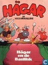 Comic Books - Hägar the horrible - Hägar en de Basilisk
