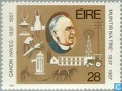 Timbres-poste - Irlande - Hayes, John