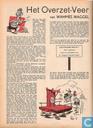 Strips - Bommel en Tom Poes - Het overzet-veer van Wammes Waggel