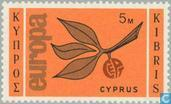 Postage Stamps - Cyprus [CYP] - Europe – Twig and Fruit