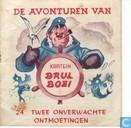 Comics - Kapitein Brul Boei - Twee onverwachte ontmoetingen