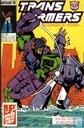 Comics - Transformers - De oorlog is voorbij...