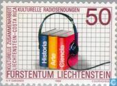 Postage Stamps - Liechtenstein - European campaign on North-South solidarity