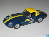 Voitures miniatures - Best Model - Jaguar E-type