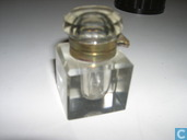 Schreibwaren / Schreibzeug - Tintetöpfe - kristal