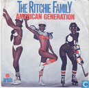 Disques vinyl et CD - Ritchie Family, The - American generation
