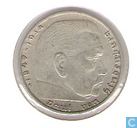 Coins - Germany - German Empire 2 reichsmark 1938 (G)