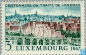 Postage Stamps - Luxembourg - Treaty of London 100 years