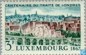 Timbres-poste - Luxembourg - Traité de Londres 100 années