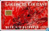 Goudse Courant, week v/d bezorger 1997