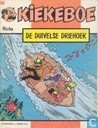 Comic Books - Jo and Co - De duivelse driehoek
