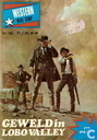 Comics - Western - Geweld in Lobo Valley