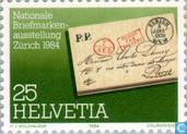Postage Stamps - Switzerland [CHE] - NABA Stamp Exhibition