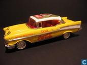 Voitures miniatures - Coca-Cola Company - Chevrolet Bel Air 'Coca-Cola'