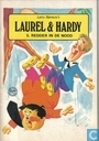 Strips - Laurel en Hardy - Redder in de nood