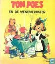 Strips - Bommel en Tom Poes - Tom Poes en de wenswerkster