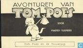 Bandes dessinées - Tom Pouce - Tom Poes en de Tooverpijp