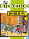 Strips - Kiekeboes, De - Spoken in huis