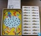 Board games - Kleurenspel - Sesamstraat Kleurenspel