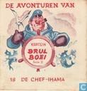 Bandes dessinées - Kapitein Brul Boei - De chef-ihama