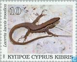 Timbres-poste - Chypre [CYP] - Reptiles