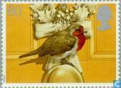 Christmas-Robins