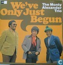 Disques vinyl et CD - Alexander, Monty - We've only just begun