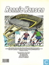 Strips - Ronnie Hansen - De man op tribune F