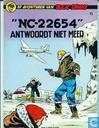 """Strips - Buck Danny - """"NC-22654"""" antwoordt niet meer"""