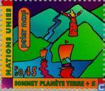 Postage Stamps - United Nations - Geneva - Environment Conference