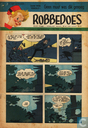 Comic Books - Robbedoes (magazine) - Robbedoes 634