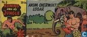 Strips - Akim - Akim overwint Logar