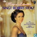 Marjon Lambriks singt Robert Stolz