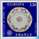 Postage Stamps - France [FRA] - Europe – Handicrafts