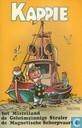 Comic Books - Kappie [Toonder] - Het misteiland + De geheimzinnige straler + De magnetische scheepvaart