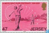 Timbres-poste - Jersey - Golf