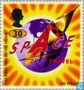 Postage Stamps - Great Britain [GBR] - Science fiction