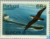 Postage Stamps - Madeira - Europe – Nature conservation