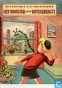 Bandes dessinées - Martin le Malin - Het monster uit het rotsgebergte