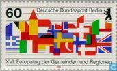 Postage Stamps - Berlin - Europe Municipalities and Regions