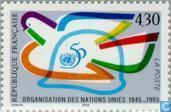 Postage Stamps - France [FRA] - U.N.O.