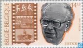 Postzegels - België [BEL] - De Belgische film