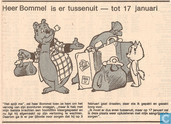 Comics - Bommel und Tom Pfiffig - Heer Bommel is er tussenuit