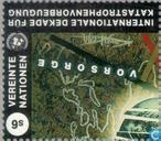 Postzegels - Verenigde Naties - Wenen - Decade vermindering natuurrampen
