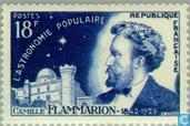 Postage Stamps - France [FRA] - Camille Flammarion