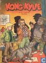 Bandes dessinées - Kong Kylie (tijdschrift) (Deens) - 1955 nummer 14